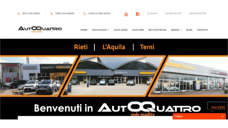 Autoquattro Group
